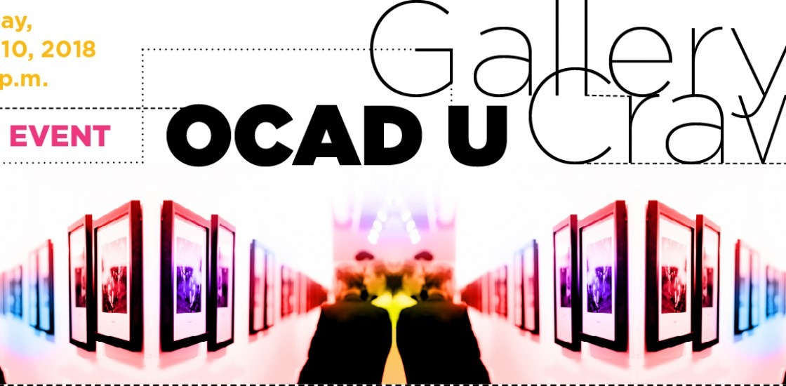 OCAD U Gallery Crawl
