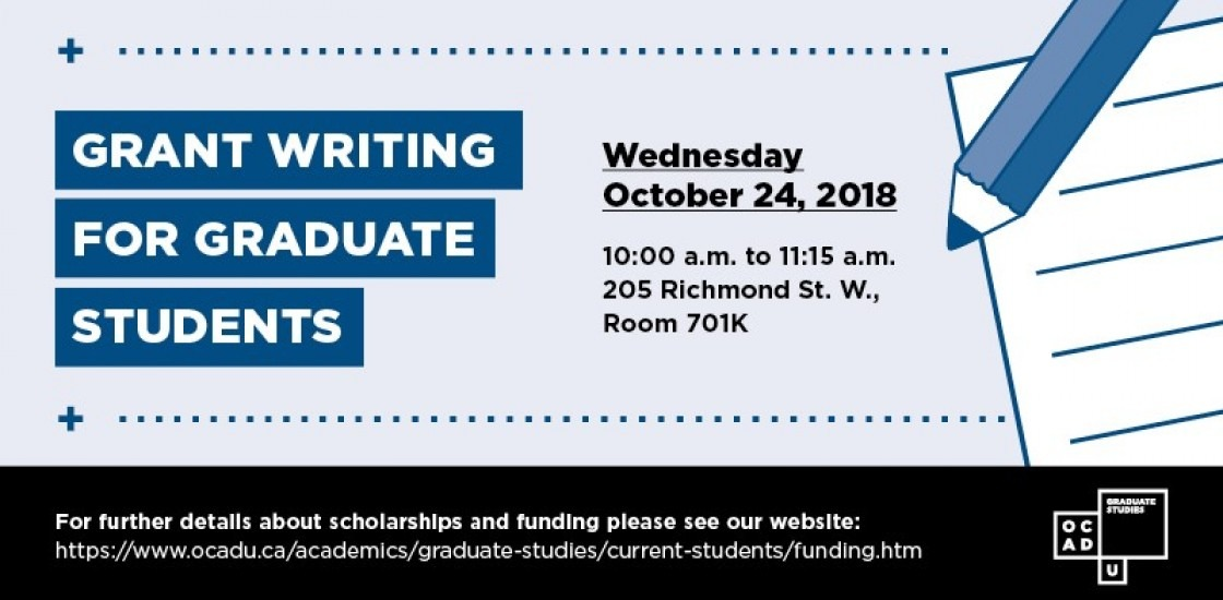 Writing for graduate students