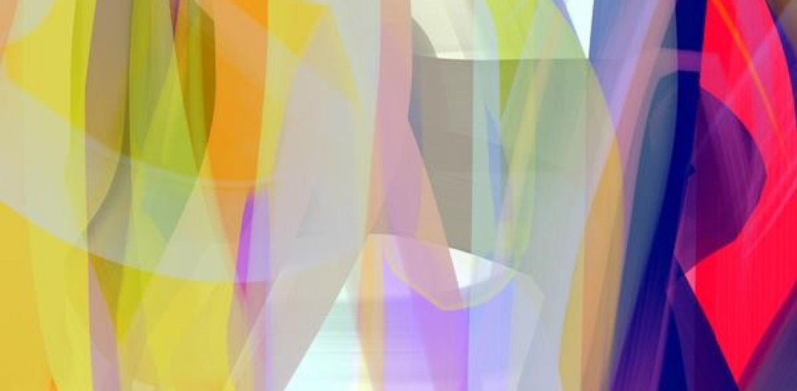 Colourful abstract image