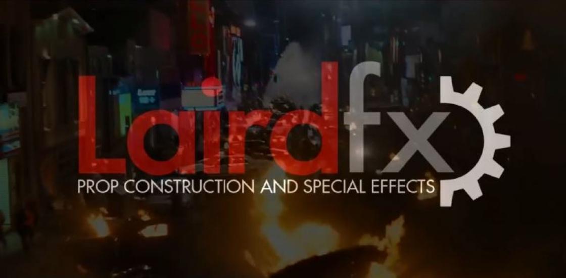 LairdFx Logo