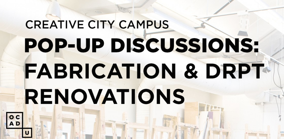 CCC Pop-Up Discussions