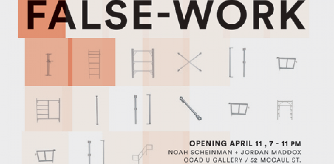 False Work Poster