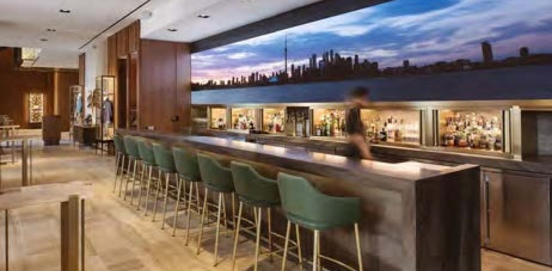 photo of d bar at four seasons hotel