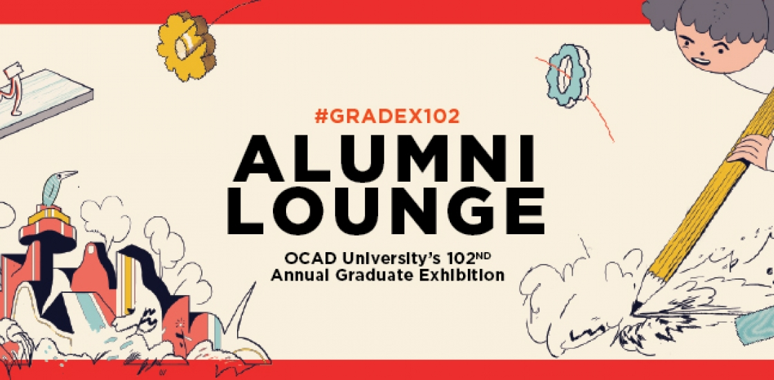 Alumni Lounge at GradEx 2017