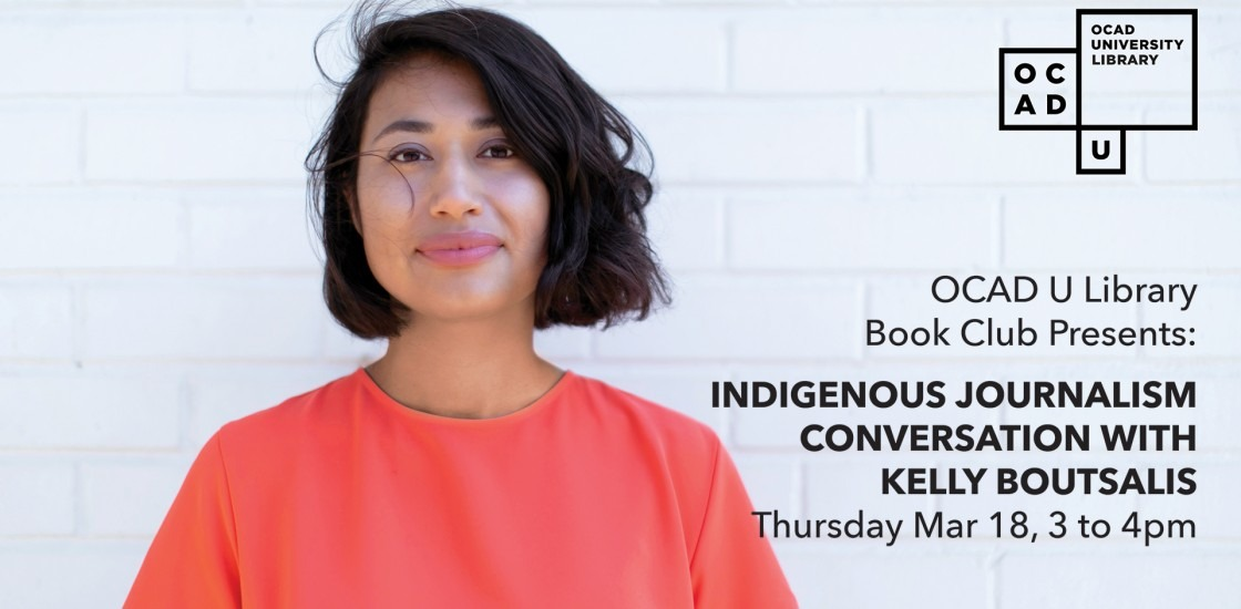 Indigenous Journalism a conversation with Kelly Boutsalis