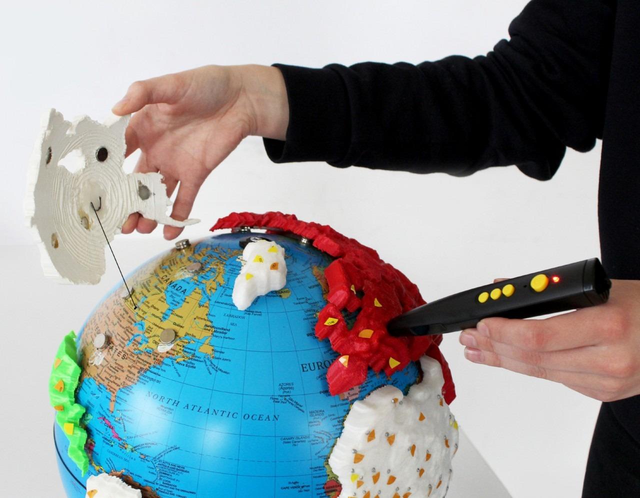 Picture of Prototype Globe