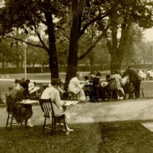 Alumni Archival Photo