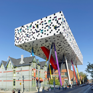 OCAD U Sharp Building