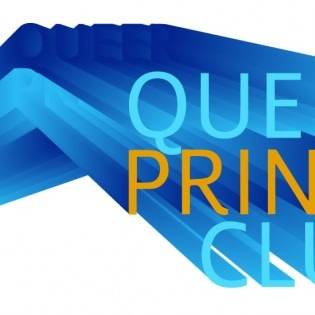 text reads: Queer Print Club