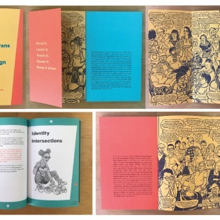 images of pages from the handbook