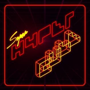 Logo image: Super hyper cube