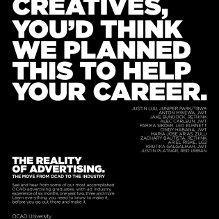 The Reality of Advertising poster