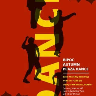 BIPOC Plaza Dance
