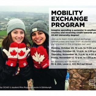 Exchange Program Poster