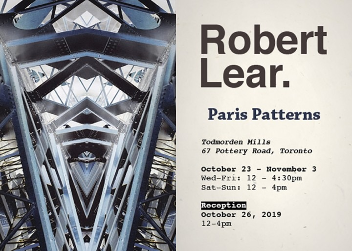 Robert Lear - Paris Patterns