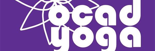 OCAD Yoga graphic
