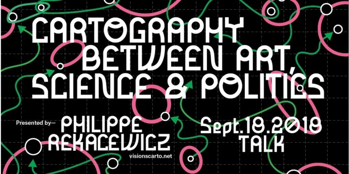 Philippe Rekacewicz public talk