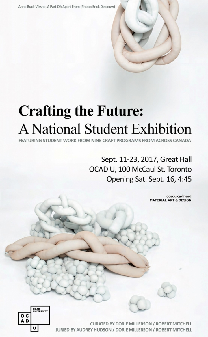 Crafting The Future: A National Student Exhibition