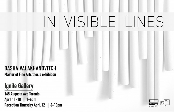 In Visible Line
