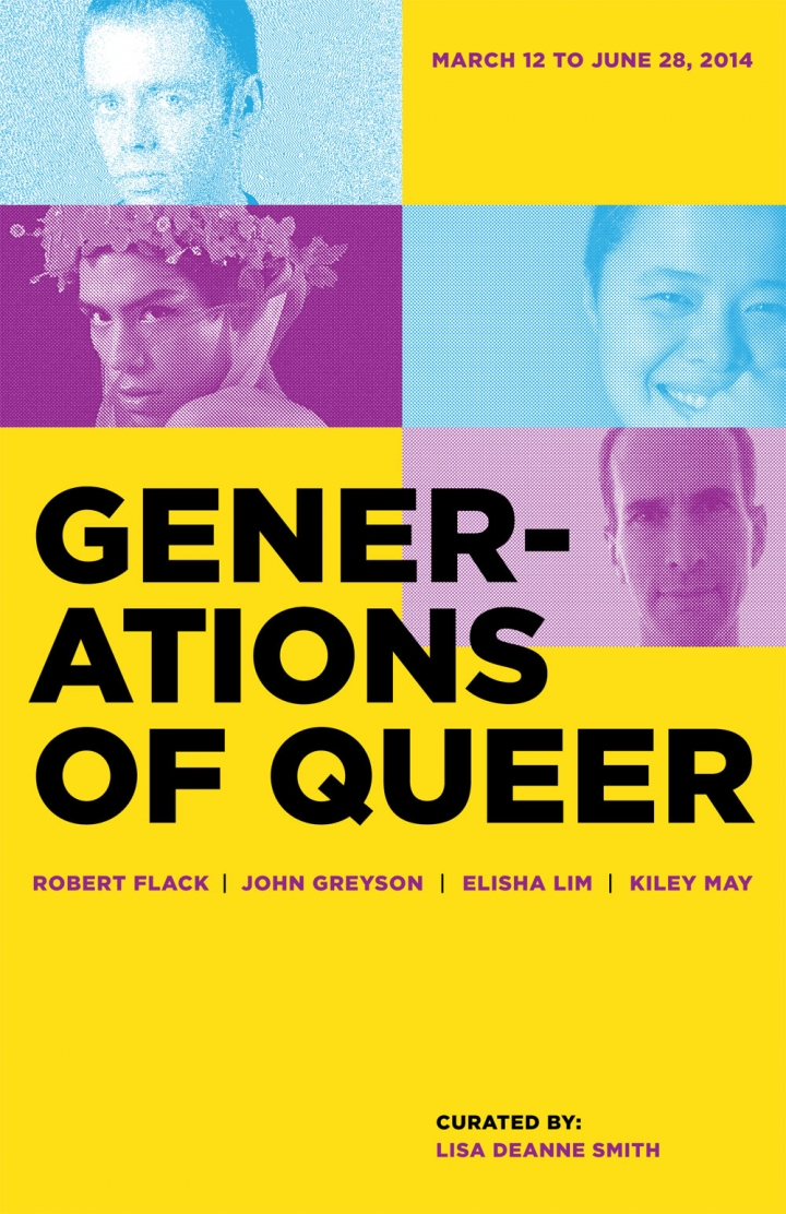 Generations of Queer Poster
