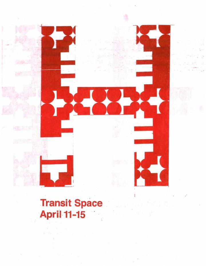 Transit Space April 11-15