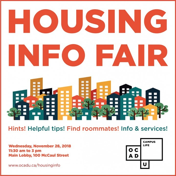 Housing fair fall 2018