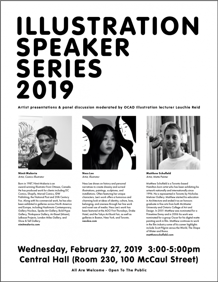 Illustration Speaker Series