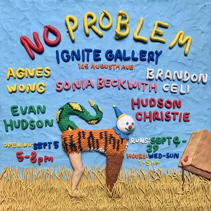 poster by Evan Hudson