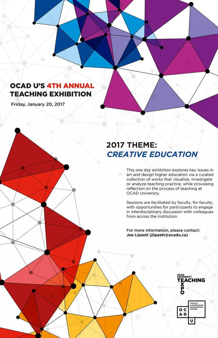 Teaching Exhibition Logo
