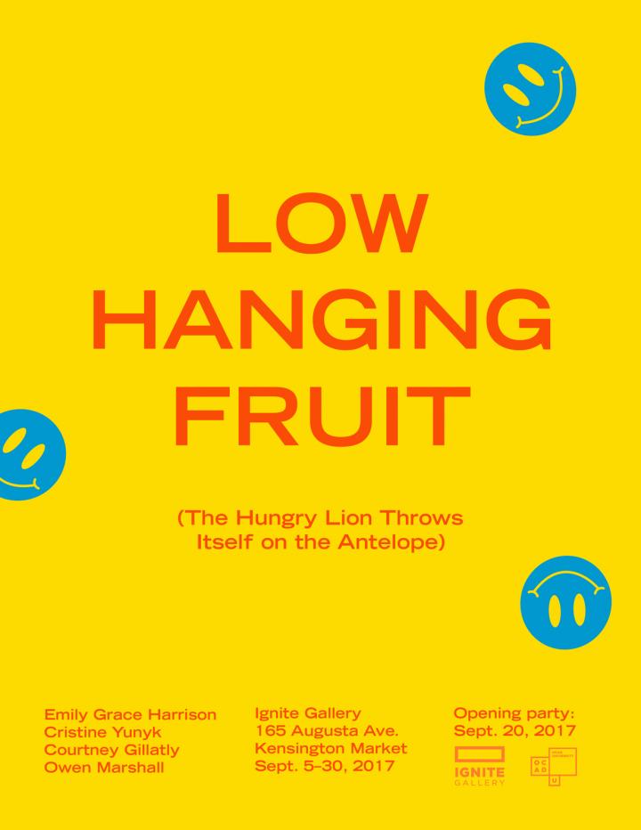 Low Hanging Fruit