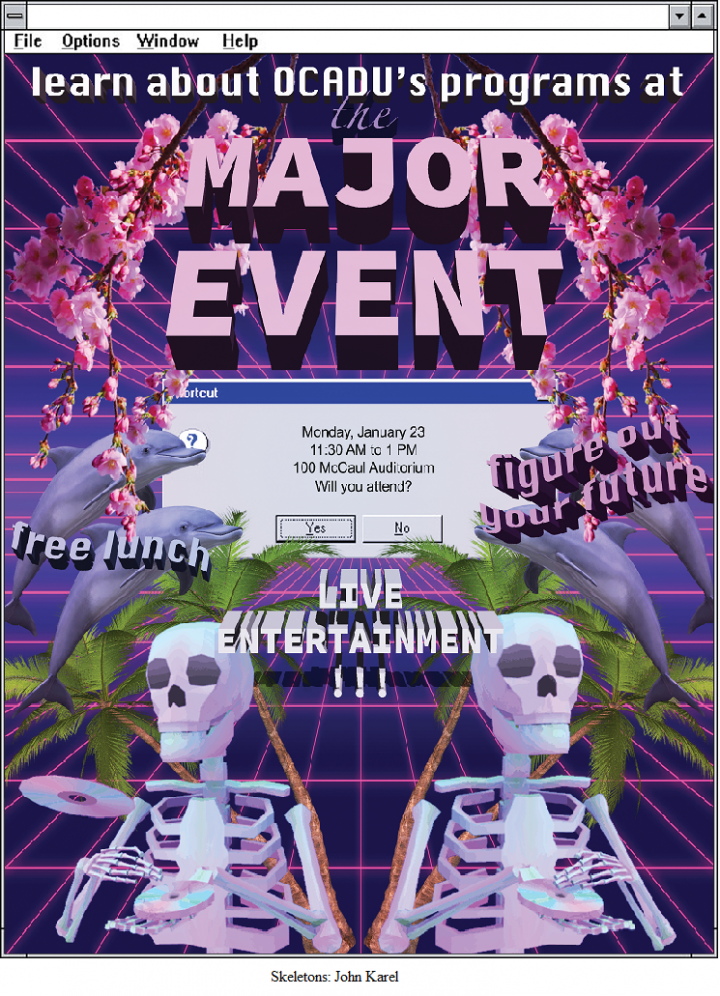 The Major Event