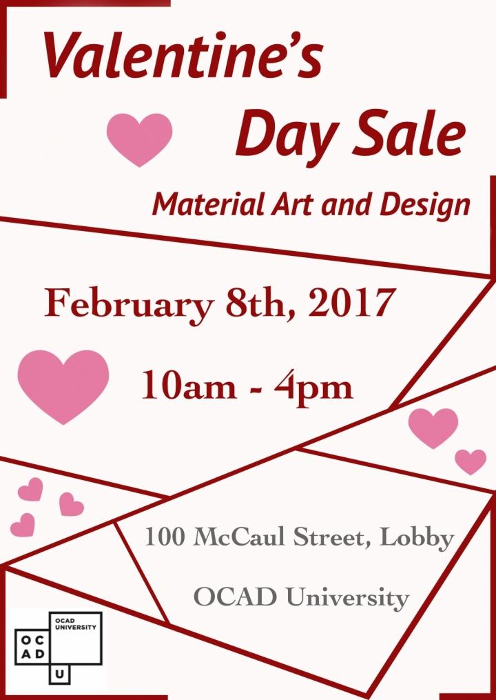 MAAD Valentine's Sale