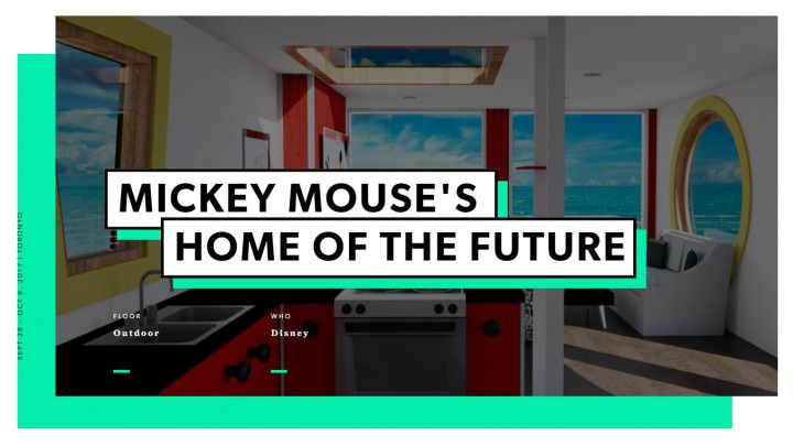 Mickey Mouse's House of the Future