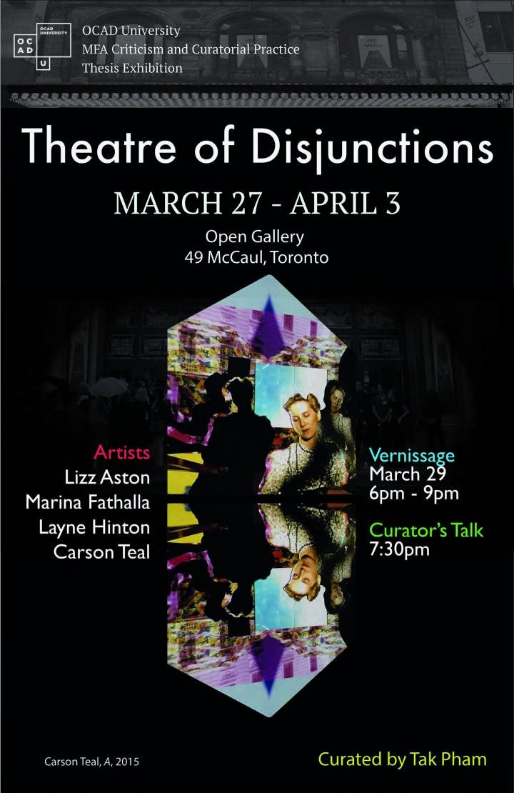 Tak Pham: Theatre of Disjunctions
