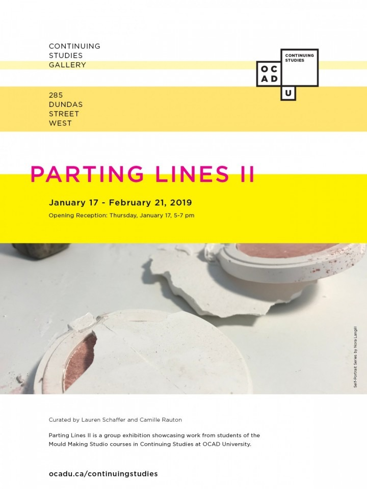 Parting Lines II Poster