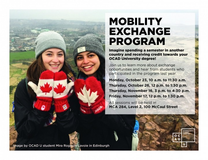 Exchange Program Poster