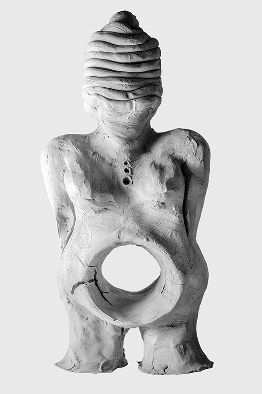 figurative sculpture work