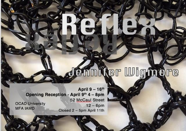 Jennifer Wigmore: REFLEX