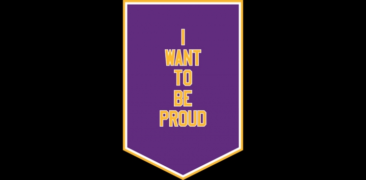 I Wanter To Be Proud banner