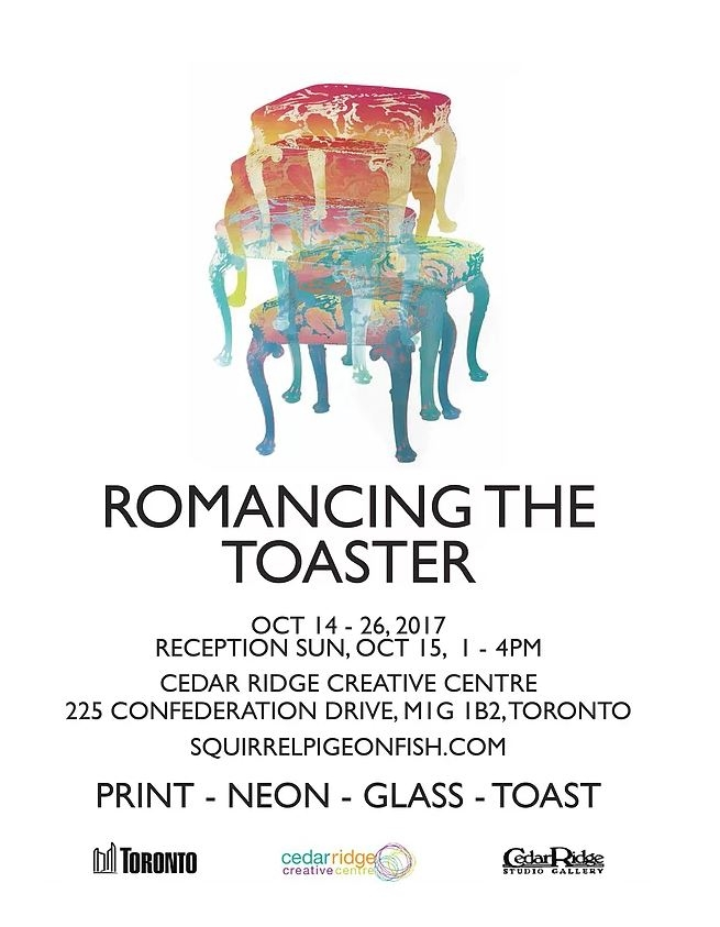 Romancing The Toaster