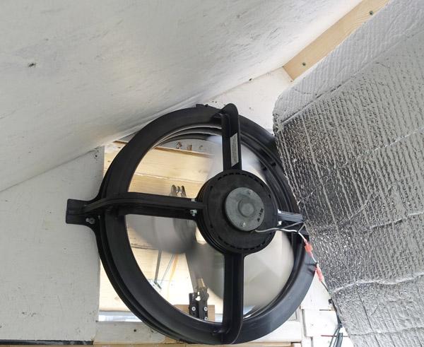 Image of ventilation equipment