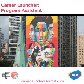 Career Launcher: STEPS Initiative Program Assistant