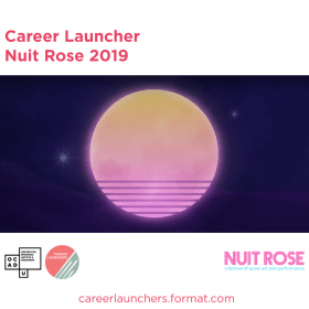 Call for Applications - Nuit Rose 2019