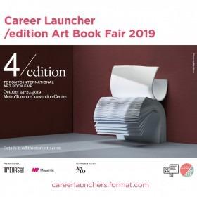 Call for Applications - /edition Art Book Fair 2019 Career Launcher