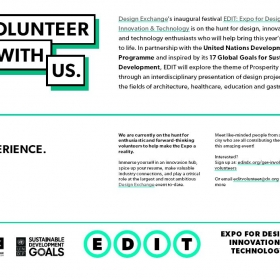 EDIT: Call for Volunteers