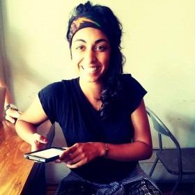 Photograph of Maryam