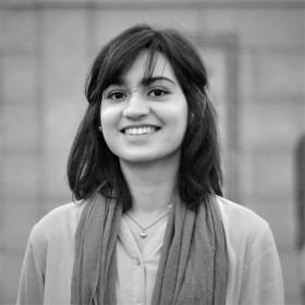 Photograph of Amna Azhar