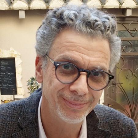 Photo of Simon Glass