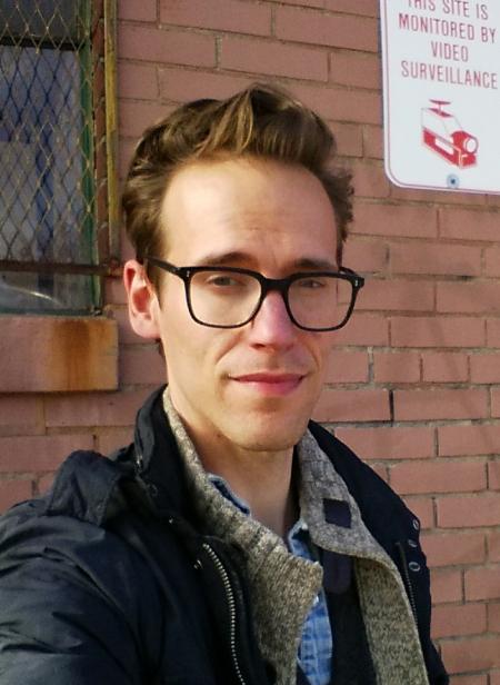 Photo of Luke Siemens