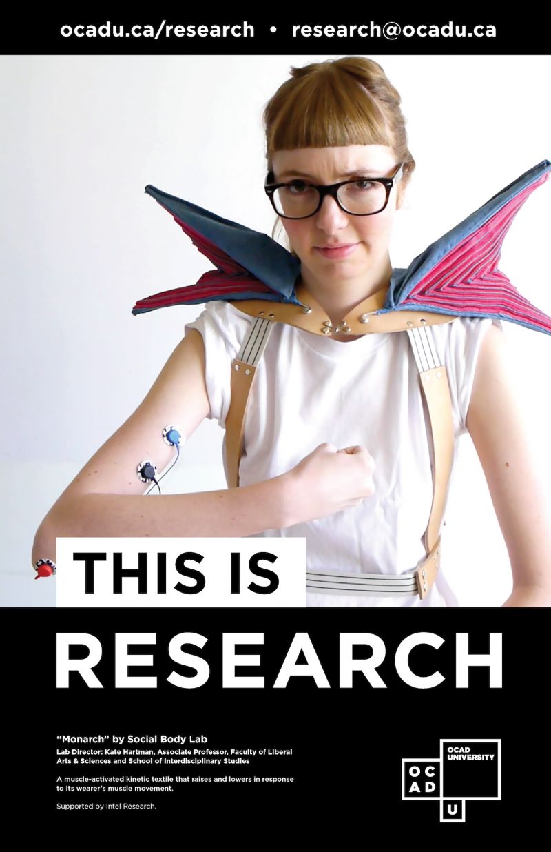 """This is Research"" Poster: Monarch"